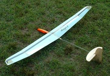 Slingshot V5 KIS DLG HLG SAL F3K Handlaunchglider